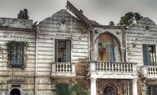 Architecture en péril
