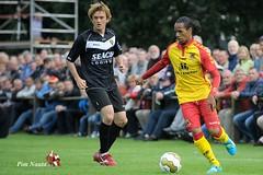 Go Ahead Eagles-VVV Venlo 15 170712 (DeventerVoetbal.nl) Tags: ahead go eagles 2012 vvv