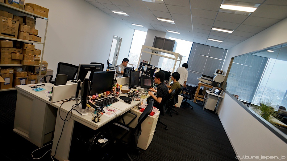 Good Smile Company New Offices