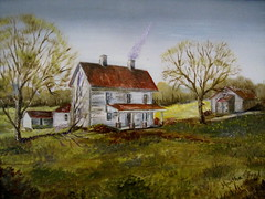 Home Sweet Home -oil