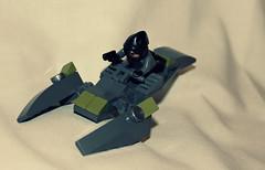 Speeder (The_Flash98) Tags: brick lego awesome super gi speeder brickarms toywiz gibrick