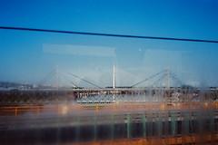 (Nemanja Kneevi) Tags: bridge color film river serbia bridges most belgrade beograd sava srbija boja kolor nemanja mostovi rekasava aorist knezevic nemanjaknezevic nkrs mostnaadi