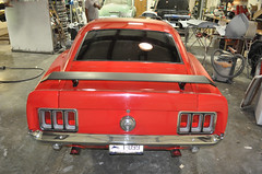 "1970 Mustang Fastback • <a style=""font-size:0.8em;"" href=""http://www.flickr.com/photos/85572005@N00/8151156982/"" target=""_blank"">View on Flickr</a>"