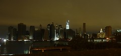 ElectriCity-Off (lazerCam) Tags: nyc black power sandy hurricane brooklynheightspromenade financialdistrict electricity blackout electrical lowermanhattan outage
