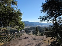 The Deck (comma?) Tags: california californiahills morninghike californiaautumn californiamountains mountainhiking