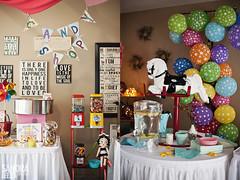 Amy + Trevor: Whimsical Rustic Circus Wedding (Sandra Elford) Tags: wedding vintage newfoundland paradise outdoor circus rustic firetruck chic boho whimsical offbeat