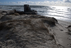 WW II fortifications (Rambynas) Tags: sea ruins balticsea ww2 fortification fortifications lithuania lietuva giruliai