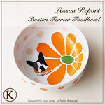 "Boston Terrier Food Bowl <a style=""margin-left:10px; font-size:0.8em;"" href=""http://www.flickr.com/photos/94066595@N05/13690576143/"" target=""_blank"">@flickr</a>"
