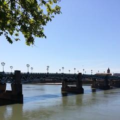 #bridge #ponte #point #Toulouse #France #Frana (Bibi) Tags: bridge france rio river frana ponte squareformat pont toulouse garonne fleuve tolosa garona saintpierre iphoneography instagramapp uploaded:by=instagram foursquare:venue=4c912376ae45224b4d4ee597