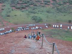 Long Way Down (shaneblackfnq) Tags: rock climb desert nt australia outback uluru northern ayers territory monalith shaneblack