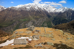 La Baita (Roveclimb) Tags: mountain alps trekking hiking ruin alpi montagna avero rudere rovina drogo valchiavenna escursionismo vho prestone alpeggio pizzostella lirone gualdera cimaganda vallesangiacomo labaita alpigia passodellalpigia alpepreda valdigiuust valletarda