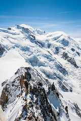 (Maya Lucchitta) Tags: snow france mountains alps chamonix montblanc aiguilledumidi