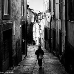 The alley (Marco Di Vittorio) Tags: italy lens md san italia minolta sony 45 turbo fiore viterbo vt lazio pellegrino etruria nex rokkor tuscia sanpellegrinoinfiore viterbese zhongy minoltamdrokkor45mmf20 nex7 lensturbo