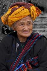 Pa'O woman (bag_lady) Tags: portrait burma tribal myanmar pao ethnic indigenous shanstate