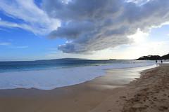Big Beach (Kelli Gardner) Tags: sunset vacation beach clouds waves maui bigbeach