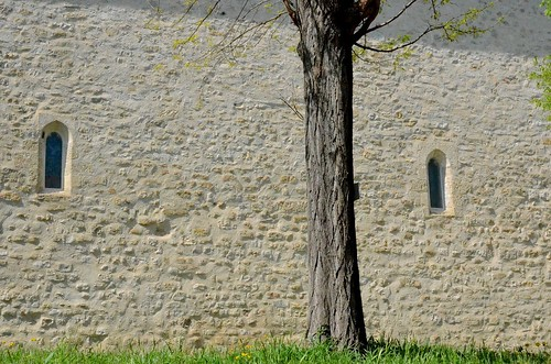 Pierrerue (Alpes de haute Provence), chapelle St-Pierre - 7