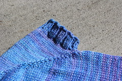 Snow Princess Tunic 11 (peridragon) Tags: knitting gradient ravelry gradiance snowprincesstunic