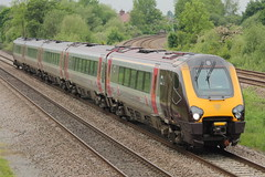 221121 (ANDY'S UK TRANSPORT PAGE) Tags: trains crosscountry northstaffs class221