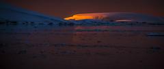 Midnight Sun Glow A Rare Occurrence _MG_7400 resized (Robyn Aldridge) Tags: ocean light sea sun seascape beach water silhouette reflections dark wasser shadows patterns shapes antarctica shade coastline mm seashore seas oblong antarcticpeninsula 18270 akademikioffe lightpaintinglandscapeicescapewaterscapeicesnowicefloesicebergsislandicebergcanon7dlrccpsccyellowtamron