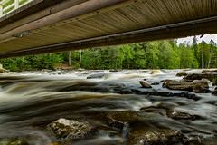 Small rapid (SPPhotography_Finland) Tags: longexposure summer water canon finland river landscape rocks rapid valkeala 2016 kouvola jokela landscapephotography canonphotography canonllens