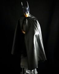 The Dark Knight (Patman1313) Tags: actionfigure dc batman 16 gotham darkknight 16scale sixthscale 6thscale gothamknight