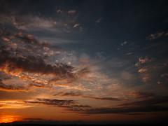 sky (char masteri) Tags: sunset sky russia samara