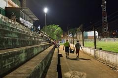 Iguazu (morten f) Tags: people beer argentina night de football stadium soccer crowd case stadion iguazu regional carry fotball liga futeb