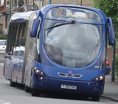 Thornbury (Andrew Stopford) Tags: volvo bradford first wright streetcar thornbury ftr b7la yj56eae