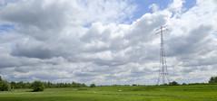 Sky (Dimormar!) Tags: sky clouds wolken lucht dijk landschap koeien schapen hoogvliet zalmplaat vossedijk