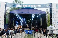 Juwenalia Slaskie (Dominik Zachariasz) Tags: park katowice scena muzyka koncert ludzie studia slask juwenalia koncerty muchowiec juwenaliaslaskie