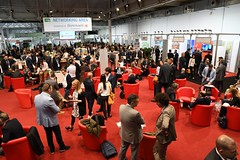 MAPIC ITALY 2016 - ATMOSPHERE - INSIDE VIEW - EXHIBITION AREA (mapicworld) Tags: networking visitors milano italy