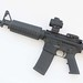 Left Side Profile of AR-15 | Aero Precision AC-15