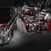 V8 Choppers Trike (2016 Schroader's Honda Bike Show)
