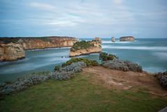 Bay of Islands (stevecart84) Tags: sea ocean greatoceanroad portcampbell rocks water nikon d80 victoria seascape