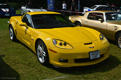 Chevrolet Corvette Z06 (CA Photography2012) Tags: ca usa classic chevrolet car yellow photography vet automotive icon exotic american corvette legend supercar v8 vette spotting sportscar c6 z06 ou55lko