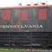 Pennsylvania Railroad # 3937 boxcab electric locomotive