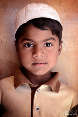 Boy from Thar (Ali Chatai | Photo.blog) Tags: pakistan portrait people art photography fort ali bandana sands thar derawar chatai alichatai