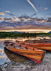 Sunset At Derwentwater (Jason Connolly) Tags: sunset nikon cumbria derwentwater keswick hdr thelakes thelakedistrict landscapephotography 24120mm photomatix photomatixpro hdrimage hdrphotography thelakedistrictnationalpark cumbrianlandscape cumbriancountryside hdrpro nikond750