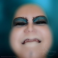 Faces Onricas 26 (Karin Schwarz | Karuska) Tags: face photo faces manipulation mito myth rosto mitos rostos oneiric onricas karuska