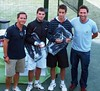 """Jesus Camero y Alejandro Morales subcampeones 5 masculina torneo sport padel gamarra • <a style=""""font-size:0.8em;"""" href=""""http://www.flickr.com/photos/68728055@N04/6973821230/"""" target=""""_blank"""">View on Flickr</a>"""