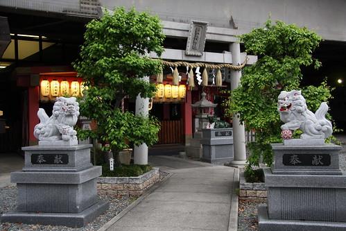 あっと驚く神社
