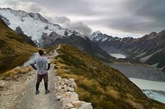 What a view (Joshua Cripps) Tags: newzealand nationalpark mtcook aoraki muellerglacier mtsefton sealytarns hookerlake muellerlake