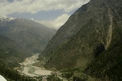 harshil (durgeshnandini) Tags: india beautiful dslr picturesque harshil uttarakhand canoneos400ddigital durgeshnandini bhaghirathiriver