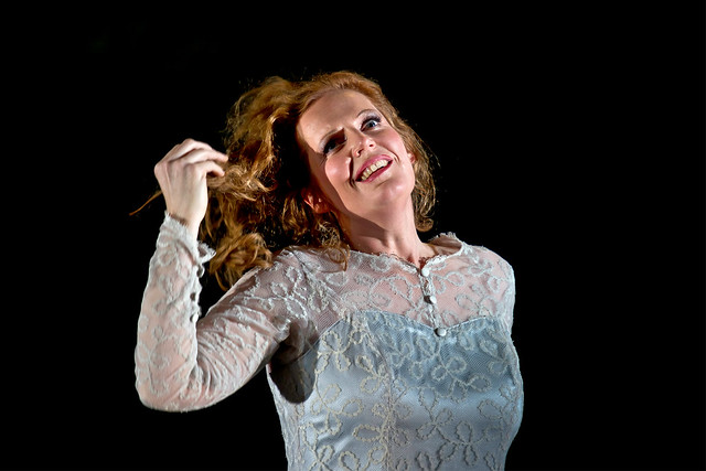 "Eva-Maria Westbroek as Elisabeth in Tim Albery's production of Tannhäuser.  The Royal Opera 2010/11.  <a href=""http://www.roh.org.uk"" rel=""nofollow"">www.roh.org.uk</a> Photo by Clive Barda"