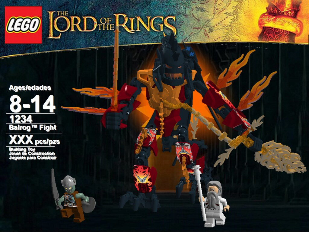 The Worlds Newest Photos Of Balrog And Lego Flickr Hive Mind