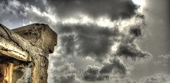 All in all we are just another brick in the wall. -Pink Floyd. (Taqri Productions) Tags: pakistan sky sunlight clouds canon landscape photography evening popular karachi efs hdr 400d aplusphoto colourartaward taqri85 taqriproductions