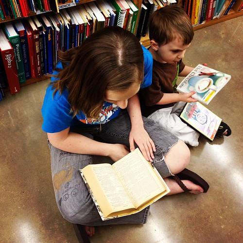 Book Store Fun #books #reading #literacy #read