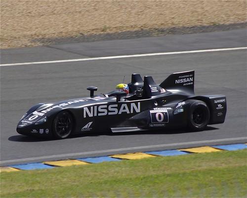Michael Krumm - Highcroft Racing's DeltaWing Nissan Driven by Marino Franchitti, Michael Krumm and Satoshi Motoyama