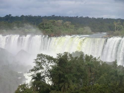 Cataratas del Iguazu (Argentinien)