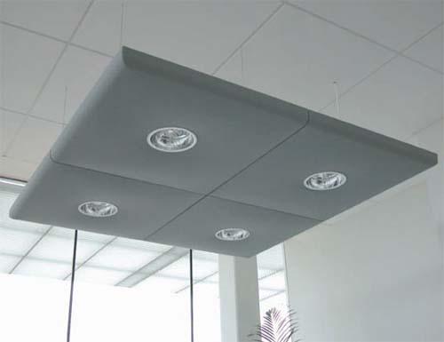techo acustico decorativo